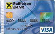 Онлайн-заявка на кредитную карту «Райффайзенбанк» Наличная карта